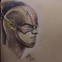 The Flash by LASlocombe