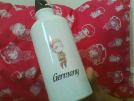 MEINE GERMANY WATER BOTTLE... by oEnvy
