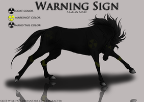 WARNING SIGN REF by skies-will-fall