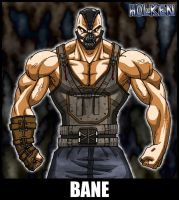 -The dark knight rises- Bane by DBZwarrior