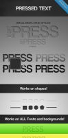 Pressed Effect! by FYPO