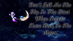 To The Moon And Back by KeKitty