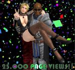 Thanks For 25,000 Page Views!! by PwN3Rship