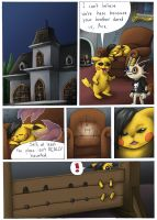 Haunted House comic 1 by sushy00