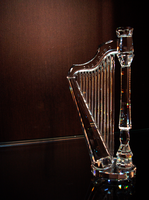 Crystal Harp by Feyon