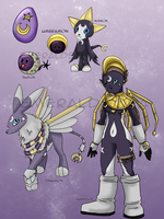 Digimon Nixmon All by EmeraldSora