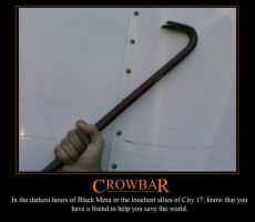Crowbar Motivation by stivinladria