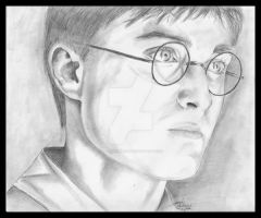 Harry Potter HBP by JLafleurArt