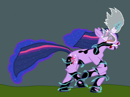 Eternal Storm - Twilight Plus Nightmare by TDarkchylde