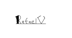 Rafael V Early Logo by Rafie1998