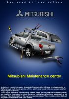 Mitsubishi service by ImagineShop