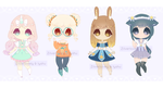 Set price adopt collab [OPEN] by Zilverlovely