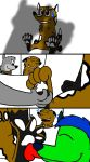 AT: 20 Double Tickled by DuskHusky64