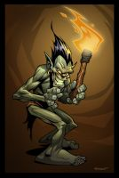 Color Troll by PReilly