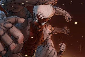ASURA'S WRATH - Six Arm by Geoffrey-E