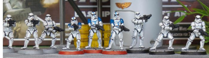 Imperial Assault Stormtrooper 2 by TK2655