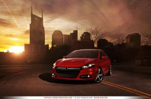 2013 Dodge Dart R/T 07 - Press Kit by notbland