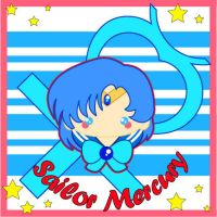 Chibi Sailor Mercury by MidniteHearts