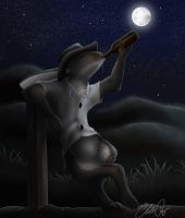 Moonshine in the Moonlight by Ski-Machine