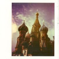 Saturday Morning On Red Square by InstantPhotographer