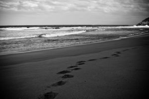 Footprints by alvse