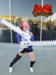 Alisa cosplay tekken 6 Bloodline Rebelion by LeydaCosplay