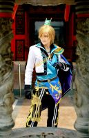 The Strategist : Guo Jia by pinkyluxun