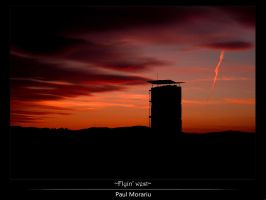Flying West by oxygenp