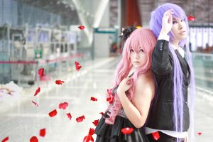 Vocaloid Magnet - Luka Gakupo by Xeno-Photography
