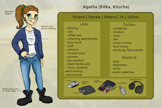Meet the artist by Kitka