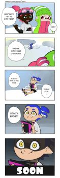 Splatoon: Buckets o' Fun by vSock