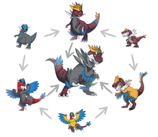 The PERFECT Fossil Pokemon by akvz