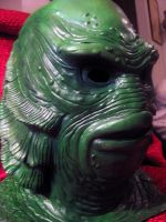 Gill Man 2 by atomagedevilman