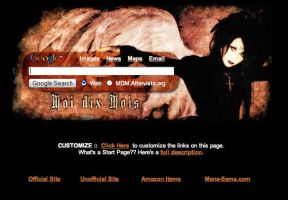 Moi Dix Mois Startpage by AwesomeStart
