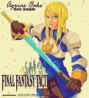 Agrias Oaks by Firexxv