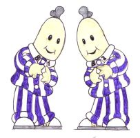 Bananas In Pyjamas by ickster