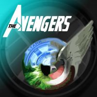 The Avengers Circle by gerbilzrox