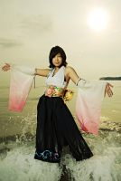 Dancing on Water by Mikagami-Naoko