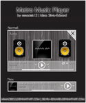 Metro Music Player by mmaciek12