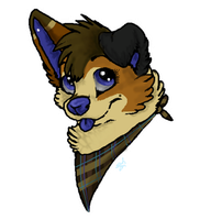 :GA: Blue by SpiritedStar