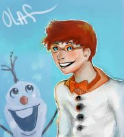 Olaf by SophistcationOfSorts