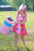 Pinkie Pie Cosplay for Contest by ZombieChocoCherry