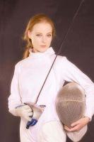 Fencing: Uniform by JessicaDru