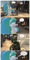 My Little Pony: Opposing Force - Naughty Jokes by NikoAccampora