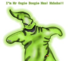 Mr. Oogie Boogie by Jempower