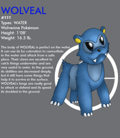 WOLVEAL - Fake Off 2008 by nintendo-jr