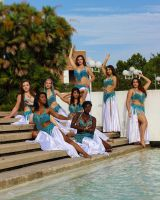 Belly Dance Troupe Shoot 37 by Cassy-Blue