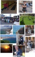 Collage Spain by Saabii