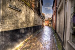 All Saints Lane by Snapperz