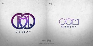 OQM Dj Logo Conceptions by HAZARDOS